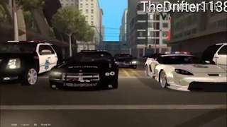 UIF GTA SA Need For Speed Most Wanted live action [SA:MP VERSION]