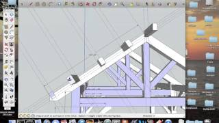 Drawing Purlins