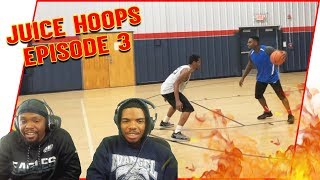 A Crap Talking Semi-Pro TORCHES Juice's Team! - Juice Hoops Ep.3 (Season 2)