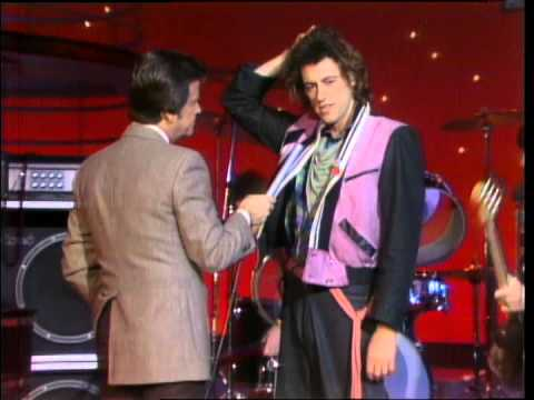 American Bandstand 1979- Interview Boomtown Rats