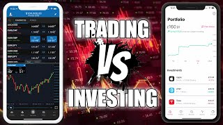 Trading Vs Investing 2021: also is martingale any good in forex
