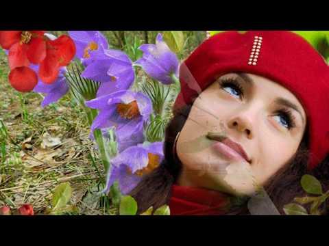 Девушка   Весна!