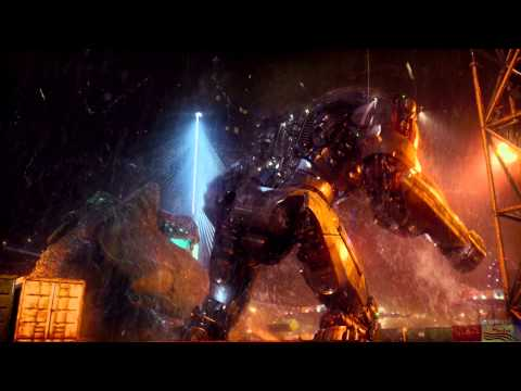 Pacific Rim: Movie - Gipsy Danger VS Leatherback (German) [F