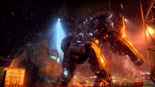 Repeat youtube video Pacific Rim: Movie - Gipsy Danger VS Leatherback (German) [Full-HD]