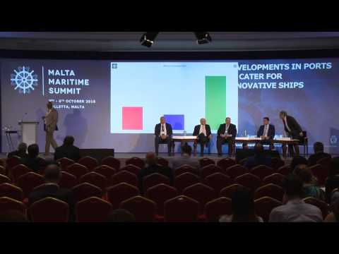 Malta Maritime Summit 2016 - Day 3 (part 2)