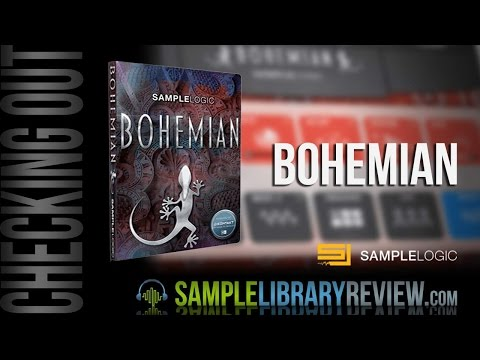 Checking Out Bohemian by Sample Logic