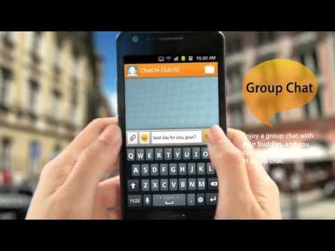 Samsung-chat-on.flv
