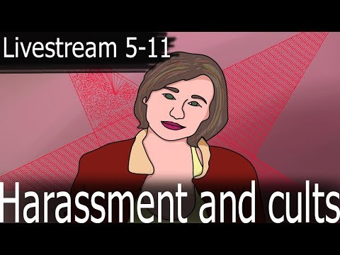 Livestream: Defaming, Harassing, and Stalking for real plus the Allison Mack Sex Cult Case