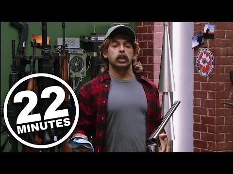 22 Minutes: Canadian Rifle Association