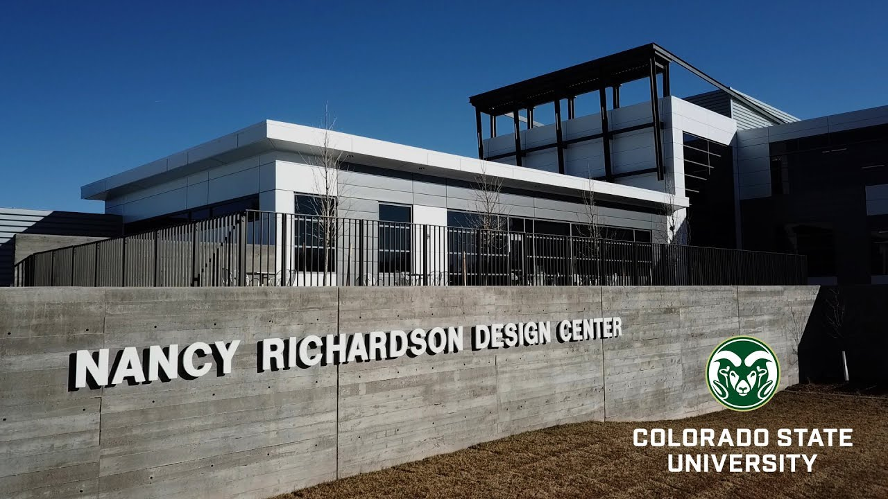 Nancy Richardson Design Center Opens Its Doors To Students Campus Community College Of Health And Human Sciences