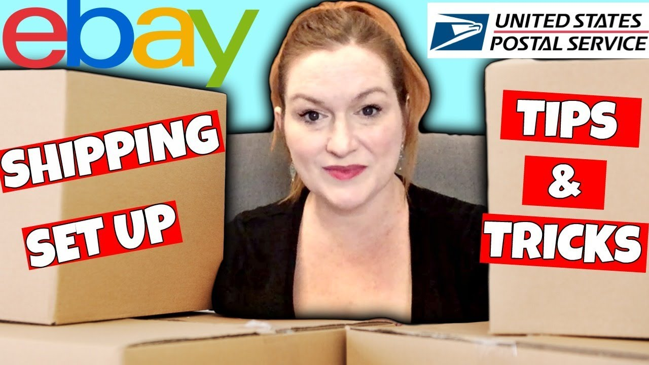 How To Calculate Shipping Costs On Ebay Beginner Shipping Tips And Tricks Youtube