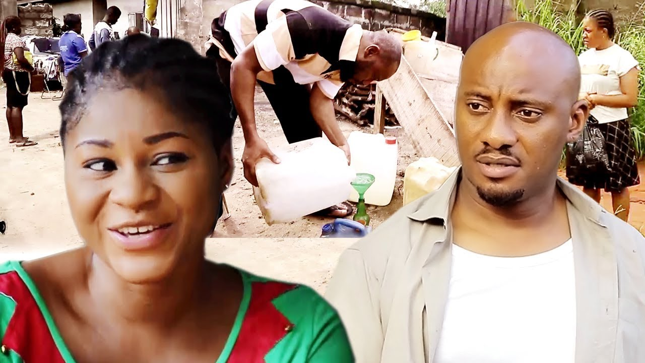 Download The Rich Guy Pretend To Be A Road Side Petrol Seller To Find True Love 1&2 - Yul Edochie 2019 Movie