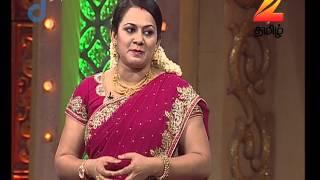 Athirshta Lakshmi - Tamil Game Show - Episode 29 - Zee Tamil TV Serial - Webisode