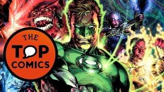 Todo sobre Green Lantern y su Universo