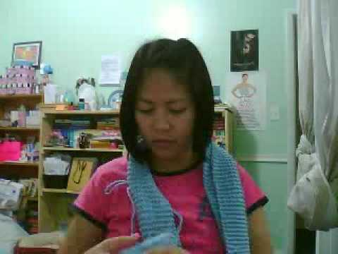 Knitting Meaning In Tagalog : My first knitting project scarf tagalog youtube
