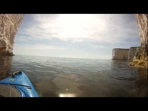 Jurassic Coast by Kayak: Part 1