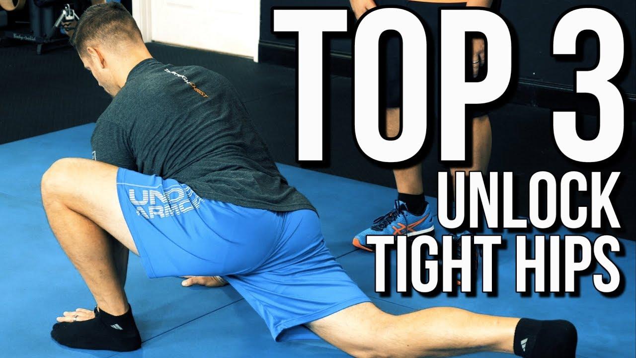 hip flexor exercises for men