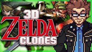 3D Zelda Clones - Austin Eruption
