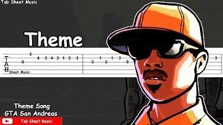 Скачать GTA San Andreas Theme Song Guitar Tutorial