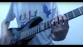 Kamikazee - Agimat Guitar Cover