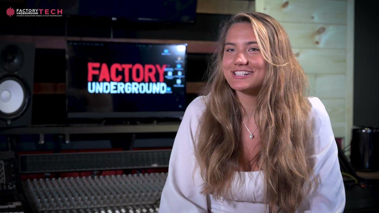 Factory Underground Tech Graduate Lands Berklee College of Music Scholarship