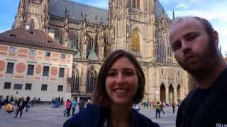Eating in Prague