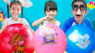 This Is Color Song Nora Family Song