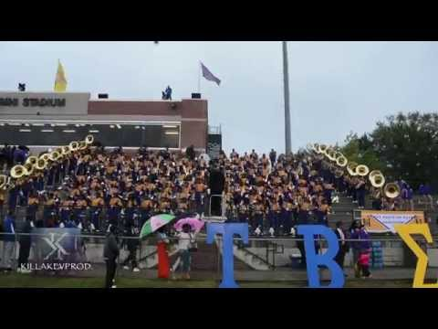 Miles College Marching Band -  Neck - 2015