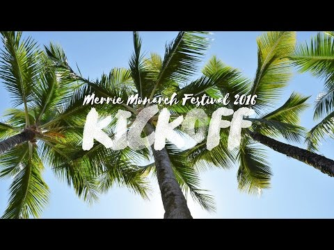 HULA LIFE | Merrie Monarch Festival 2016 (KICKOFF)