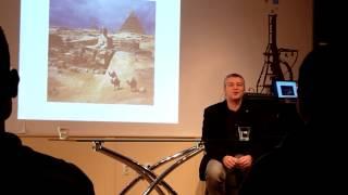 Glavni i odgovorni urednik National Geographic Srbija  Igor Rill u Subotici SKLADISTE