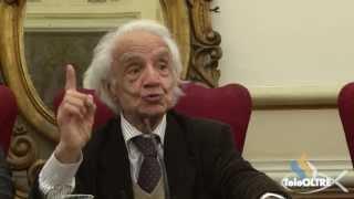 Fede e Scienza - Antonino Zichichi - LA24-2013 - A libro aperto  - TeleOltre
