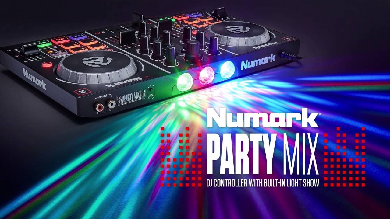 Image result for Numark Party Mix