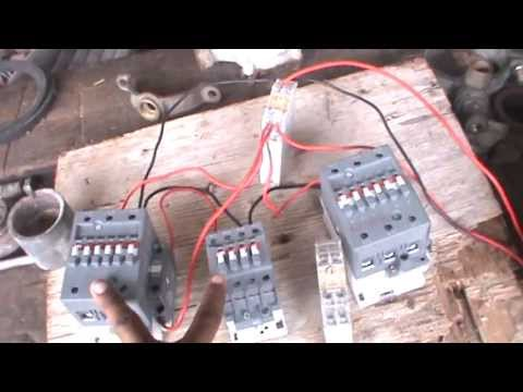 Star Delta Circuit Wiring and Understanding . Auto Transformer (Motor with 3 Leads)