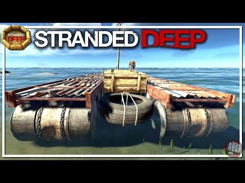 Sick! | Stranded Deep Gameplay | EP20
