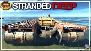 Sick! | Stranded Deep Gameplay | EP20
