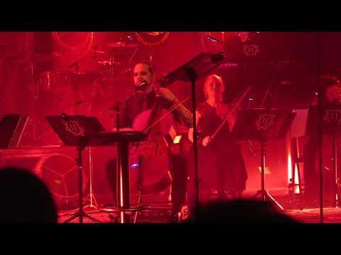 Lord of the Lost (Ensemble) - Full metal ball (text #3). Live Hamburg Nov 18, 2017