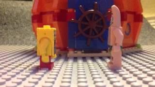 Lego Spongebob Summer Camp!