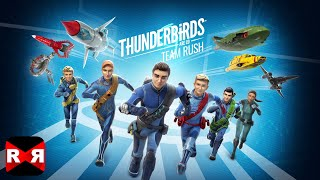 Thunderbirds Are Go: Team Rush (By Miniclip.com) - iOS / Android - Gameplay Video