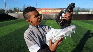 Kids adidas Predator 18.3 VS Pro ACE 17+ Play Test