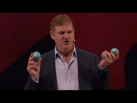 The mindset for a new prosperity   Terry A'Hearn   TEDxGlasgow