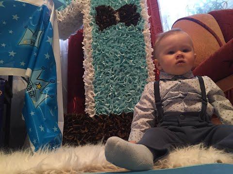 Артёму 1 годик Как отметить один год Тематическое День Рождения один годик