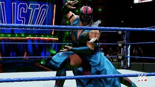 nL Live - WWE 2K18 Universe Mode: Greg Valentine's SmackDown! Episode #7