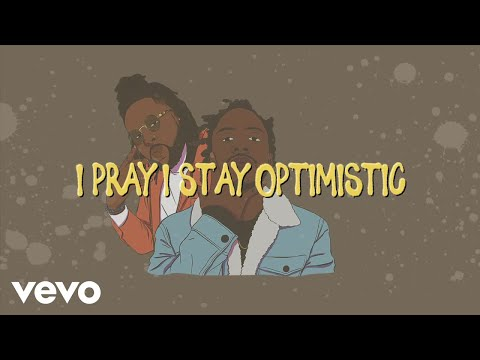 Rexx Life Raj, D Smoke - Optimistic (Lyric Video)