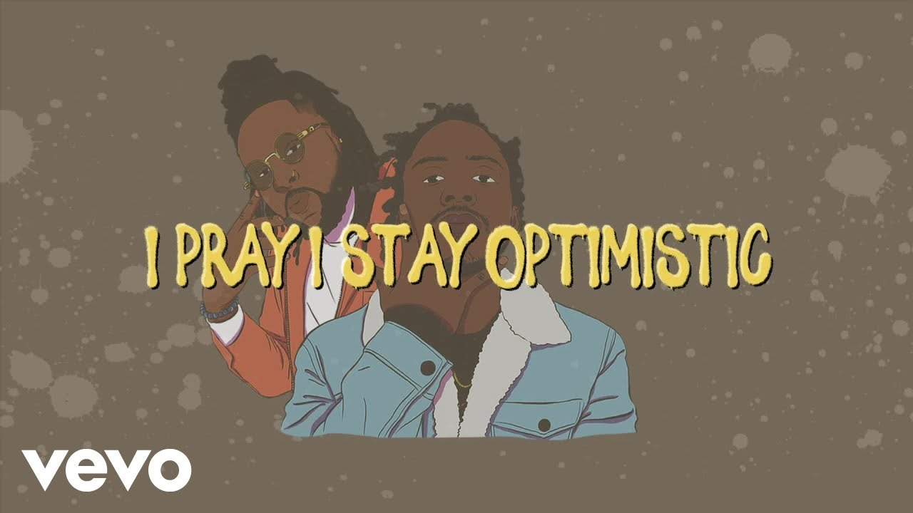 Rexx Life Raj, D Smoke - Optimistic (Lyric Video)