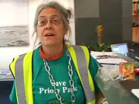 Parklife Direct Action: Go East Cambridge