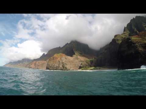Nā Pali Coast State Park Kauai Hawaii
