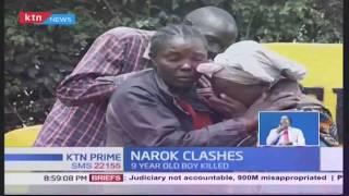 NAROK CLASHES: Five killed in Mau Narok violence  | KTN News Prime