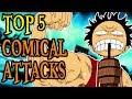 Top 5 COMICAL ATTACKS