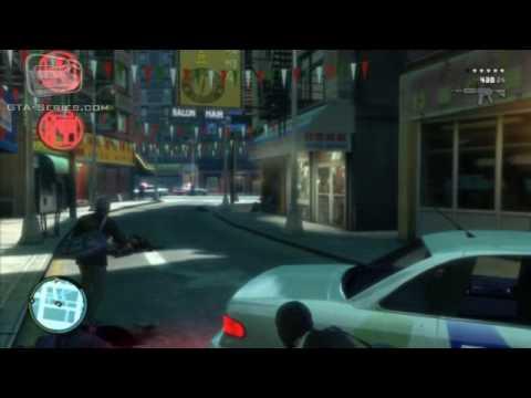 GTA 4 - Mission #51 - Three Leaf Clover [1/2]