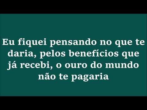 Chagas Sobrinho - Mas Eu Te Amo (Playback Com Letra)